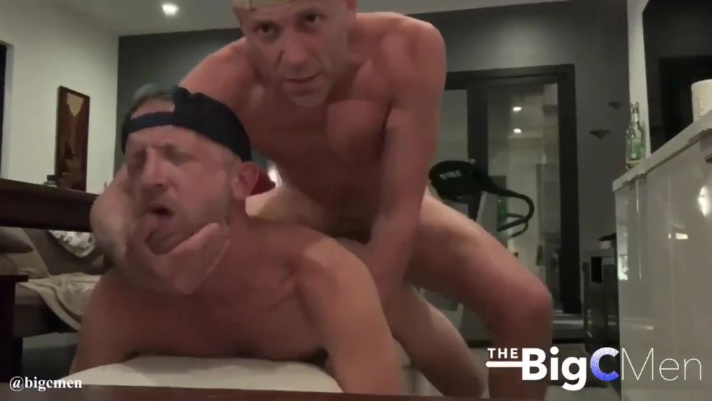 Bareback & Fisting With The Big C Men 4