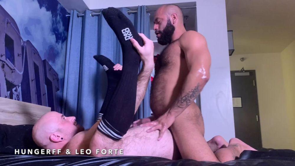 Leo Forte - Shoulder Deep Inside Of HungerFF 6