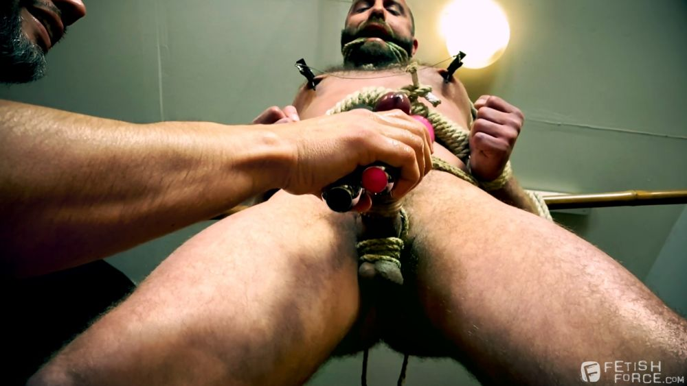 Rope Bondage: All Tied Up - Part 1: RopeTrainKeep & Donnie Argento 3