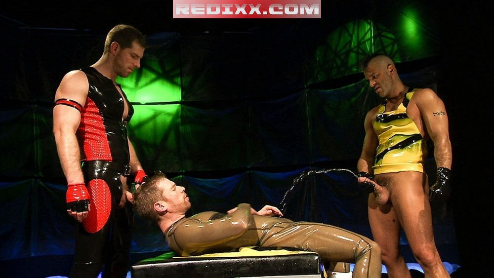 Fisting, Rubber, Pissing: Slick Dogs 6