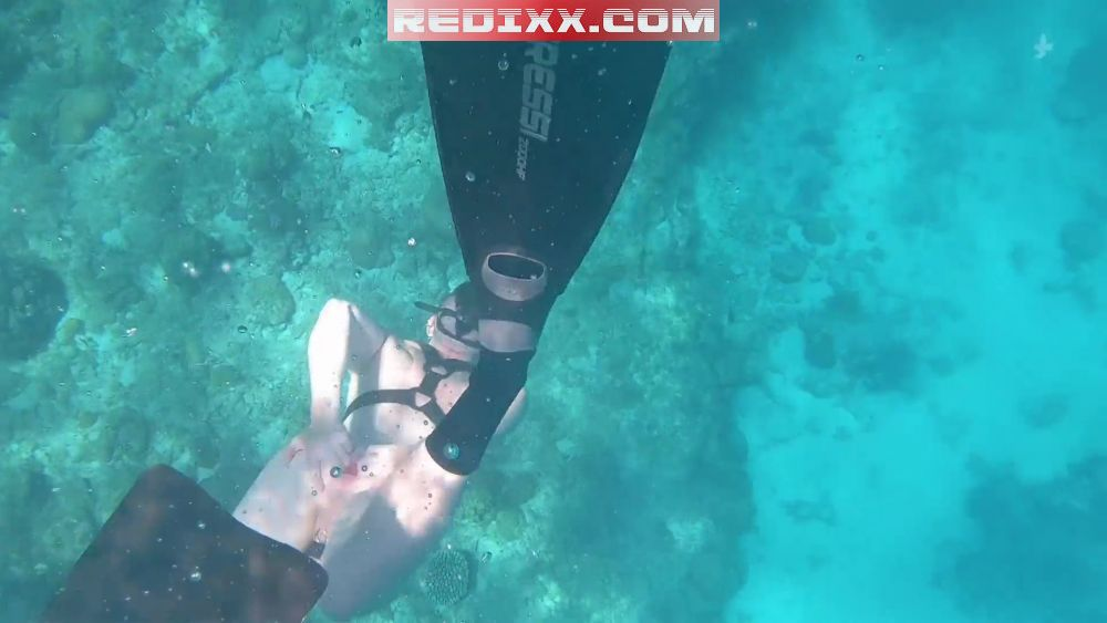 Freedive - Fisting Underwater With Axel Abysse