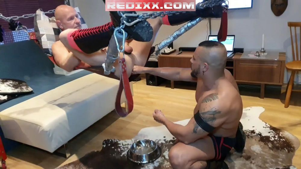 Daddy Benedictux Enjoys Elbow Deep Fisting With Thiago Boss 6