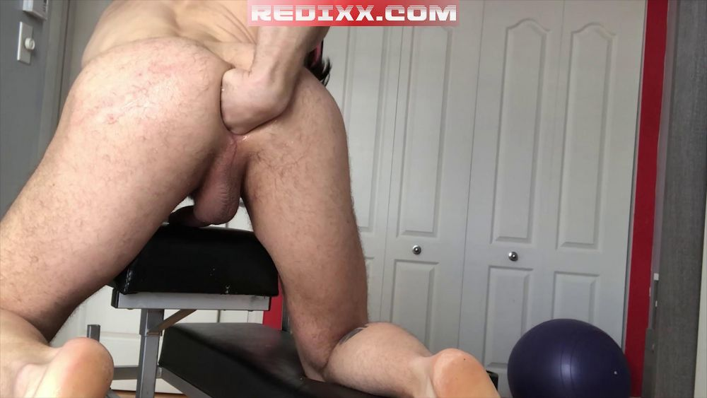 Drew Dixon - Self Fisting 3