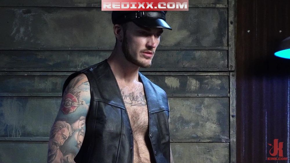Master Christian Wilde Owns You - Clean His Leather 2