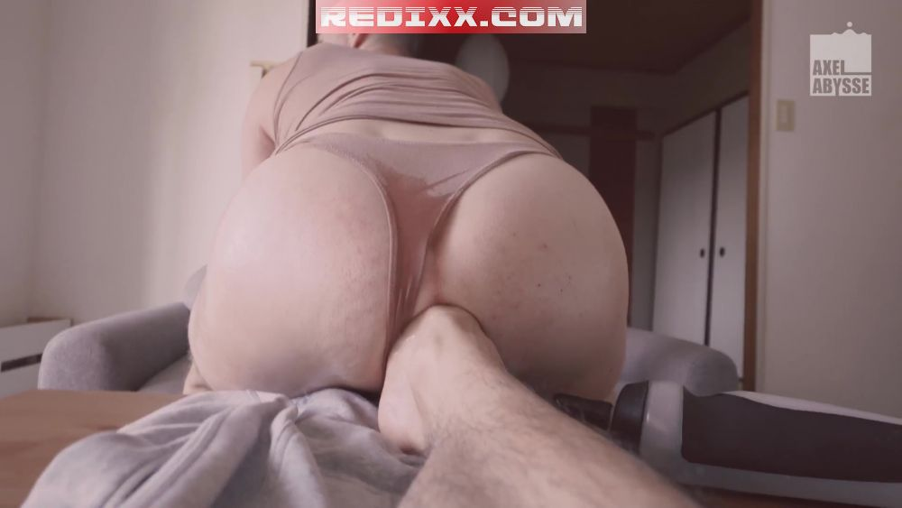 Axel Abysse: By My Guest - Fist  & Foot Fucking POV 1