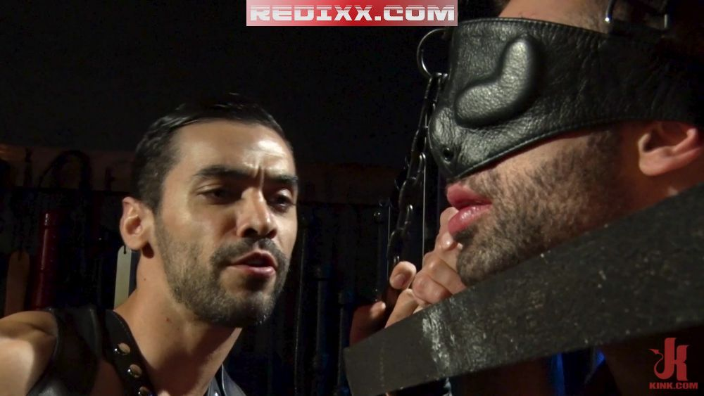 Leather Suits Arad Winwin - with Lucas Leon