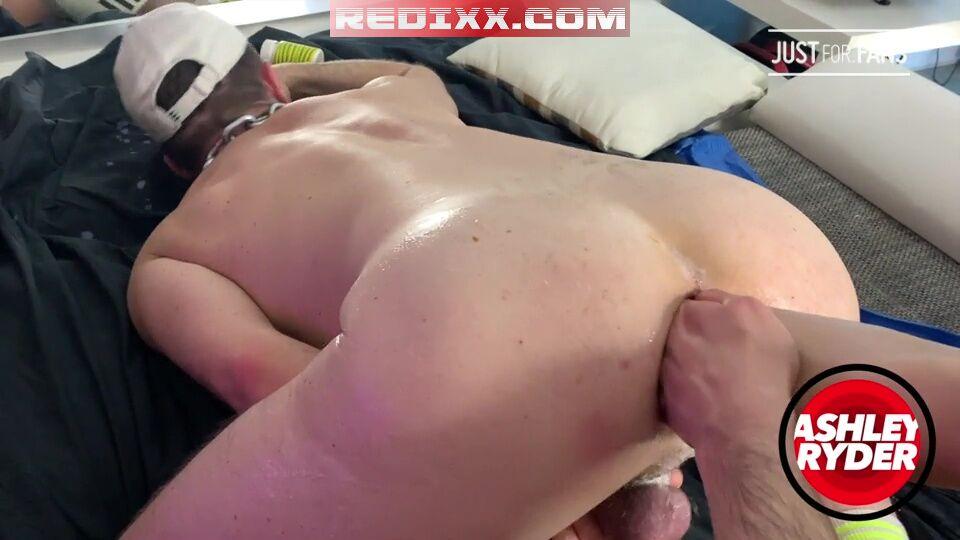 BigHandsFF & KryslerStud go elbow deep in Ashley Ryder 3