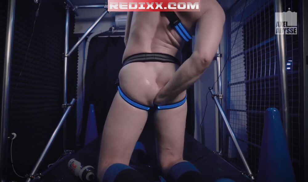Axel Abysse - Anani 14: Big blue cone in the ass 4