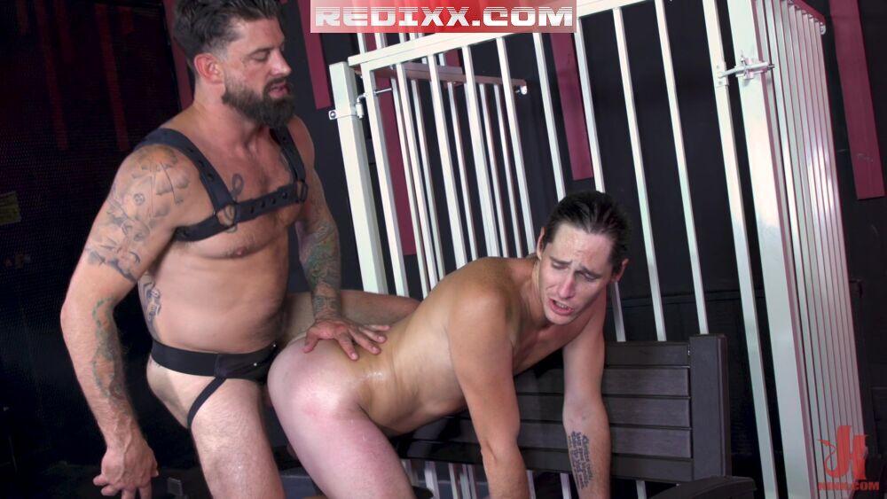 Fisting, Dildos & BDSM with Alpha Wolfe & Tony Orlando 2
