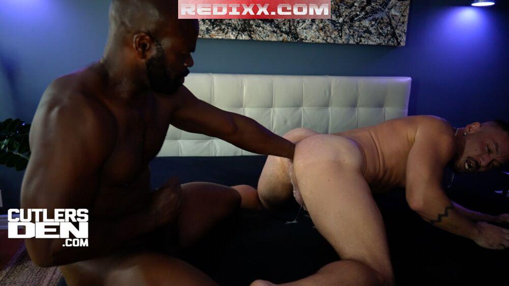 Cutler X & Bobby Ryker - Spectacular Bareback & Fisting 4